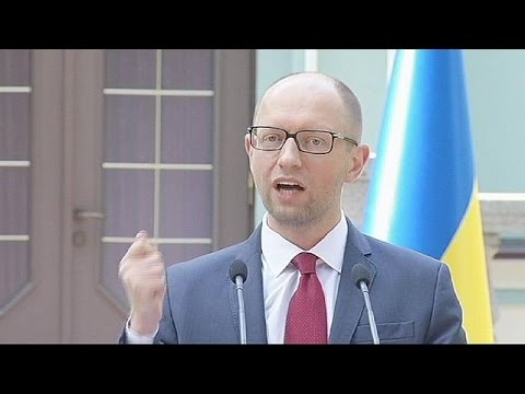 Ukraine PM calls for new sanctions on Russia