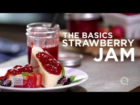 How to Make Strawberry Jam - The Basics on QVC