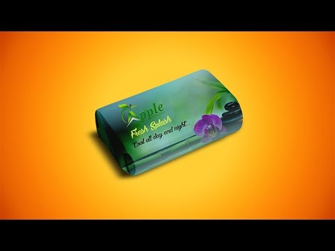 How to Create a Soap Packaging Design Photoshop Tutorial