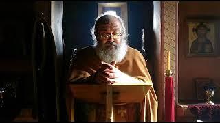 კათალიკოსი ანტონ I - ქადაგებს დეკანოზი დავითი (ქვლივიძე)
