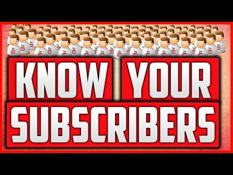 How To See Who Subscribes To You On YouTube 2017