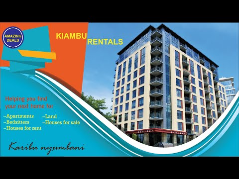 Kiambu rentals finding apartments,houses,office space and land easily
