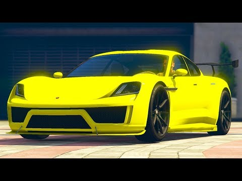 GTA 5 ONLINE NEW PFISTER NEON DLC CAR! 10 Things You Need To Know Before You Buy! (GTA 5)