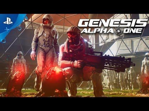 Genesis: Alpha One - Planetary Landing Trailer | PS4