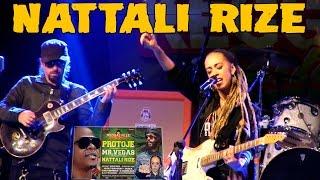 Nattali Rize - One People in Dortmund, Germany @Reggaeville Easter Special 2017
