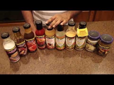 Walden Farms Sauces & Dressings review