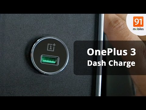 OnePlus 3 Dash Charge Car Charger