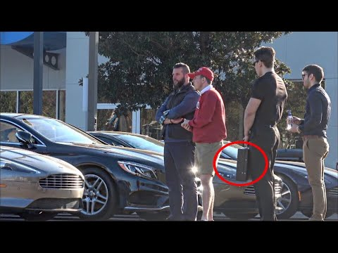 BUYING CARS WITH $500,000 DOLLARS!