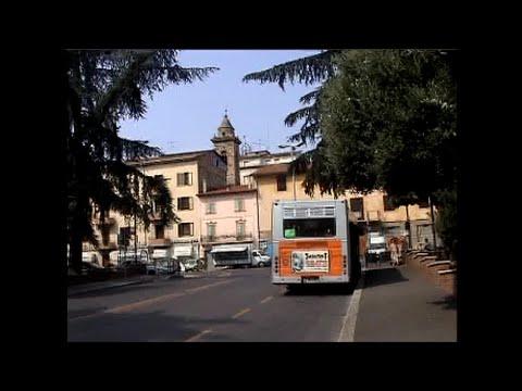 Pogibonssi(Italy) to San Gimignano by bus 義大利波基邦西到聖吉米納諾公車行