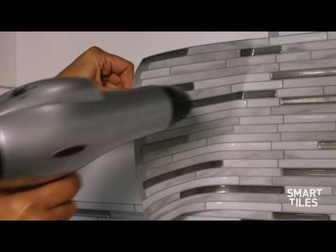 How to Remove Smart Tiles Backsplash