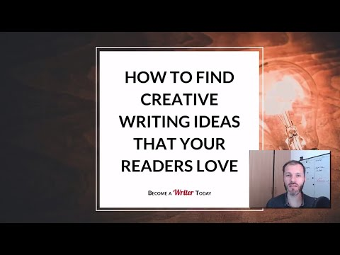 How to Find Great Creative Writing Ideas
