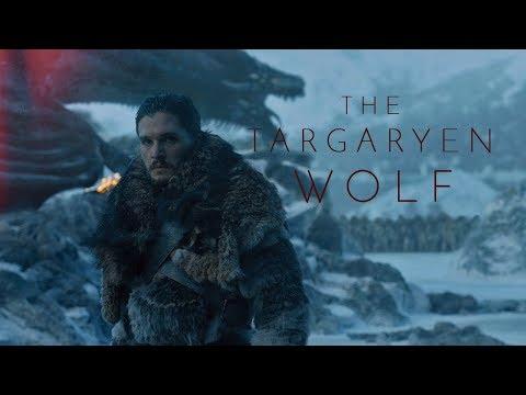 (GoT) Jon Snow   The Targaryen Wolf