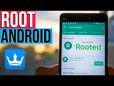 How to ROOT ANY ANDROID PHONE (2018) No Computer | Root Android 7.0 Kingroot | Harrison Broadbent