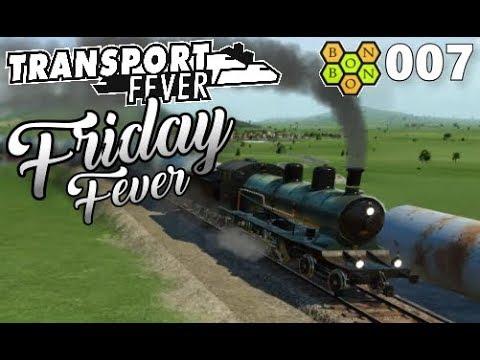 Transport Fever - Let's Play - Series 3 - Episode 07 -