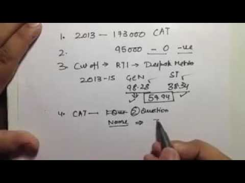 How to Calculate Percentile marks