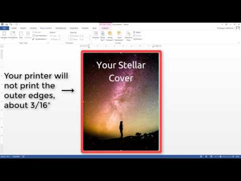 How to Print to Edge of Document in Microsoft Word 2013