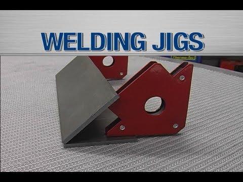 Welding Jigs - Magnetic Welding Jigs from Eastwood