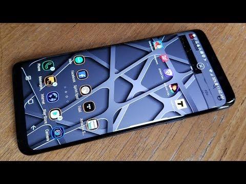 How To Use Split Screen On Galaxy S9 / S9 Plus - Fliptroniks.com