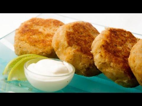 Easy Dinner Recipes, Salmon Patties, 4 Ingredients, Kim McCosker