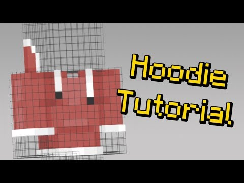 How to Make a Hoodie on Your Minecraft Skin