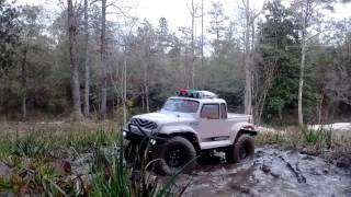 ECX barrage trail run 2