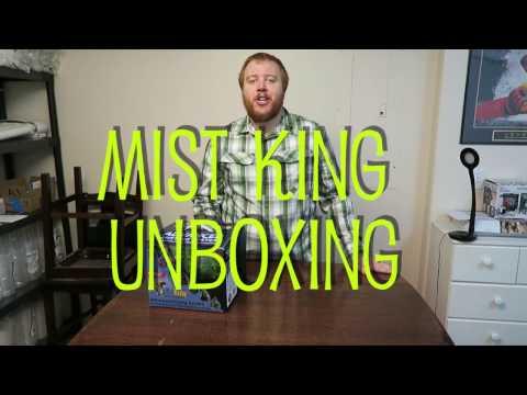 Mist King unboxing!