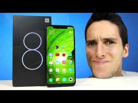 Xiaomi Mi 8 UNBOXING y... ¿Es para tanto? Pre Review en español Mi8