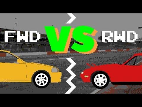 FWD vs RWD
