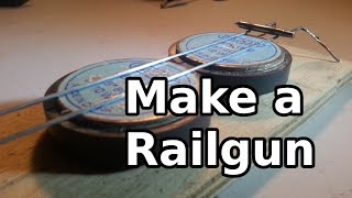 Download How to Make a Simple Railgun. Video