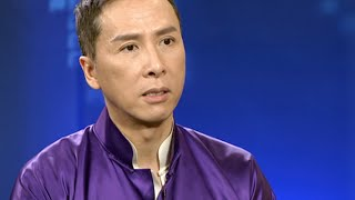 I Once Hoped that I Could Be Second Bruce Lee: Donnie Yen