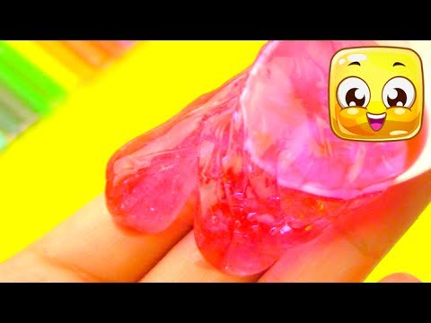 DIY Clear Slime without Glue, Soap, Borax! Must Watch How To Make Slime Very Easily at Home!