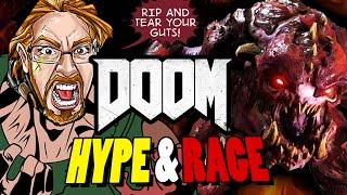 RIP & TEAR - HYPE & RAGE: DOOM 2016 Compilation (Ultra Violence)
