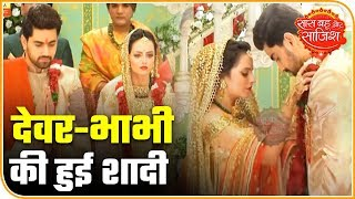 Ek Bhram Sarvagun Sampann: Pooja and Kabir are now husband and wife
