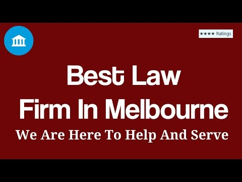 Best Law Firm In Melbourne | Australia Top Lawyers Legal Firms Criminal Guide  | Call us