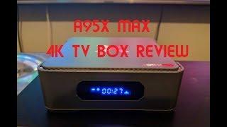 Nexbox A95x Firmware Oreo