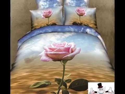 Qwerky Quilts 3D Bedding Floral Designs Part 2