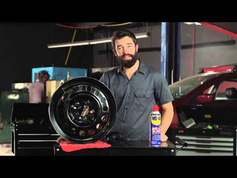 How To Cover Large Areas With WD 40® Multi Use Product
