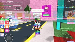 First Roblox Video Made by Spike