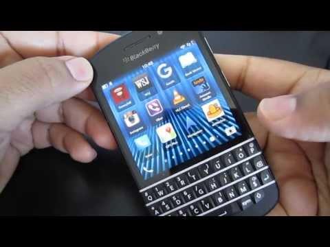 Blackberry Q10 Light Ambient Sensor Explained(MUST WATCH)