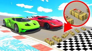 SURVIVE To Finish FIRST! (GTA 5 Funny Moments)