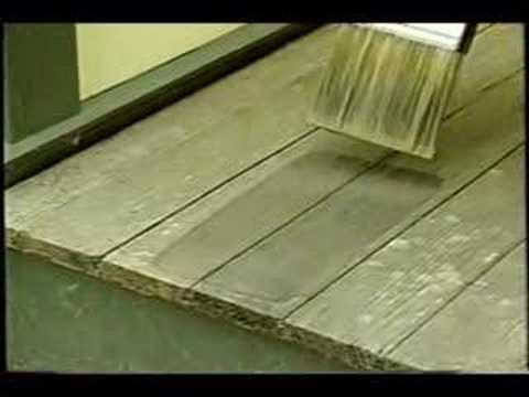 Epoxy Deck Stain