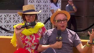 Artists Roberto Behar & Rosario Marquardt - Coachella 2018