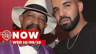 PETA Activist Charges At Lil Kim + Drake Reacts To His Dad Saying He Lies In His Raps
