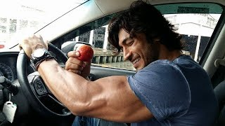 Vidyut jamwal workout | fitness freaks