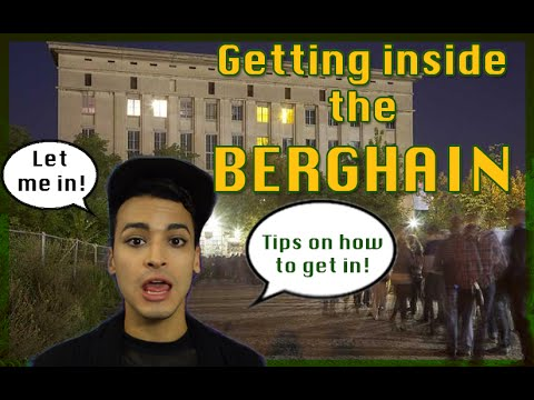 How To Get into The Berghain