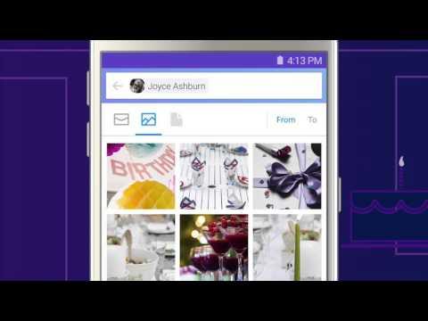Meet the Yahoo Mail app!