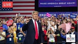 President Donald Trump Rally LIVE in Manchester, NH 8/15/19