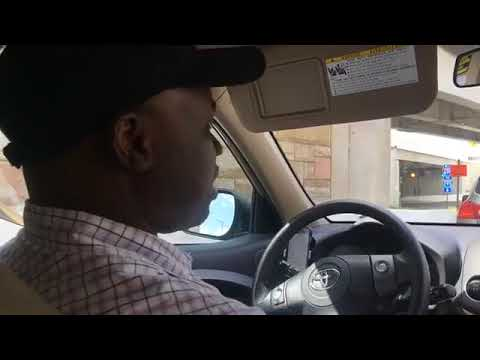Adventures in an Uber Episode One Washington DC.