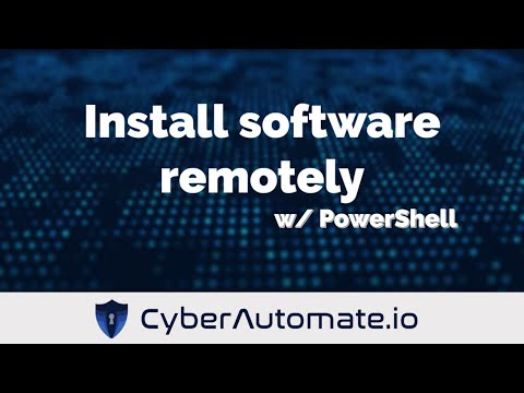 Remotely Copy & Install Adobe Reader with PowerShell