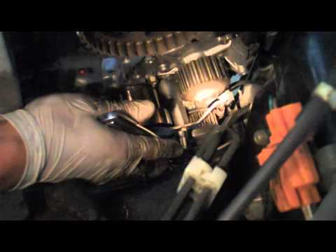 Tutorial: Change your timing belt and water pump on a 2002 Honda Accord